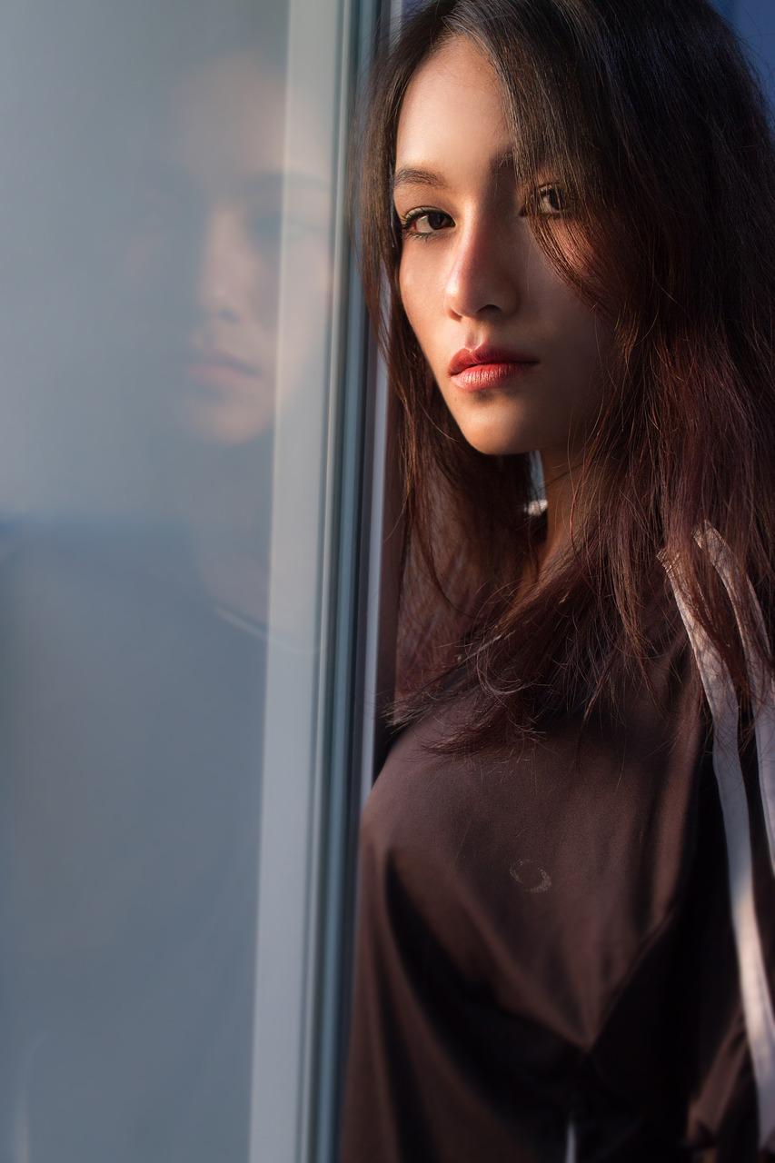 beauty, beautiful woman, hotel